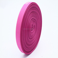 High quality soft nylon webbing tape for bags and belts