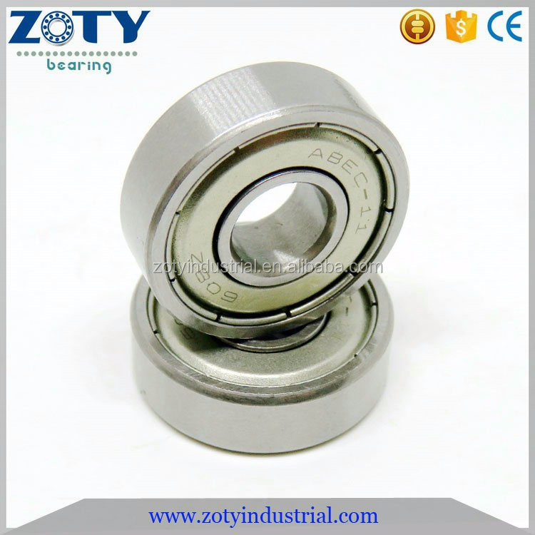 608 2Z 22x8x7 ball bearing bore size 8mm