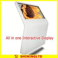 multi touch game table with touch screen