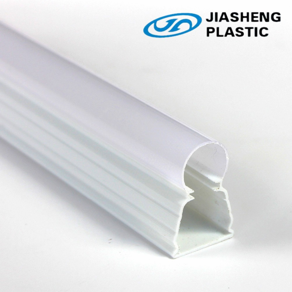 Extrusion Profile Led Strip Light Plastic Cover