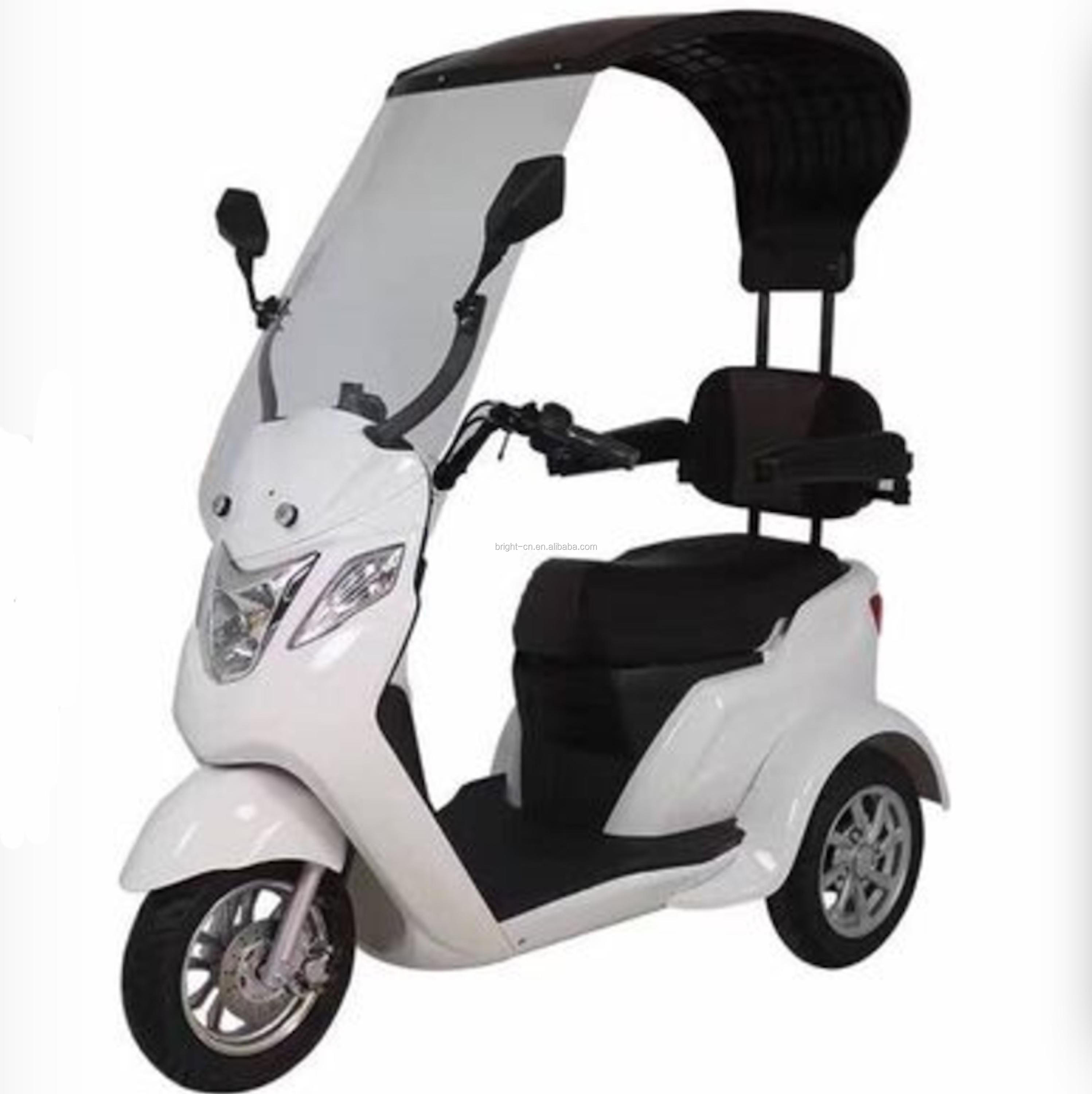 EN12184 and EN15194 500w.800w 1000w adult electric tricycle