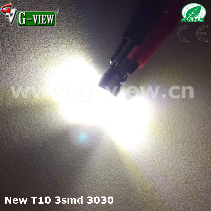 501 auto led bulb , T10 5SMD 3030 led car light , 12v car led w5w