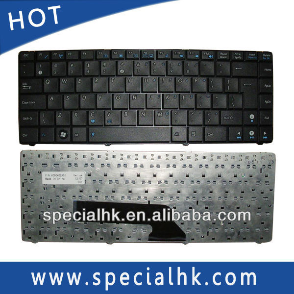 Keyboard Silicone Skin Cover Protector for Asus K40 A41 A41IE Series Laptop US Teclado