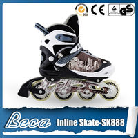 New design sports shoes inline skate rollerblade roller skateroller