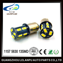 HOT SALE automotive led light 1157 5630 13 SMD Auto reversing LED bulbs