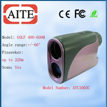 Upgrate procedure Laser golf range finder with pinseeker and slope function