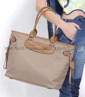 women wholesale nylon handbag fashion name brand handbags the trend handbag made in china