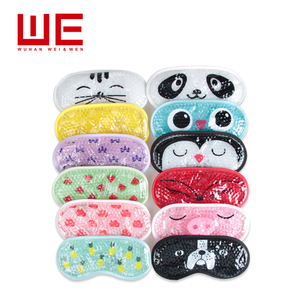 Hot sale personal care fridge and microwave freezer gel gel eye mask