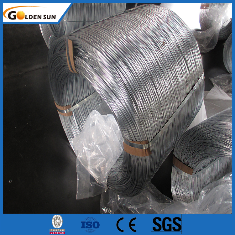 14 Gauge Hot dipped Galvanized Wire/Electro Galvanized Steel Wire