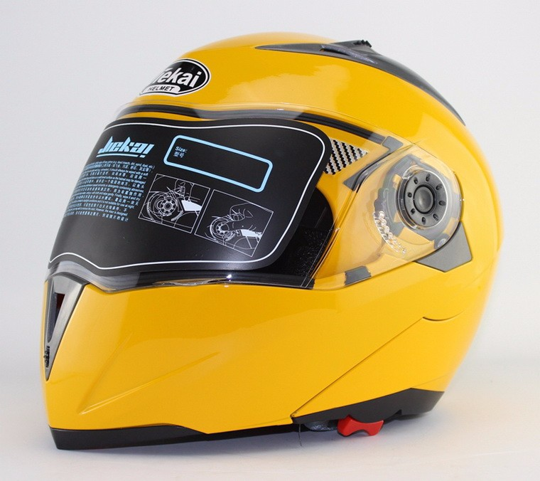 2017 Modern Design JK105 Motorcycle Helmet Open Face Motorbike Helmets Have 7 Colors Made Up of ABS Material