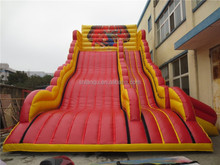 Kids Play Center Inflatable Giant Spiderman Slide for Sale