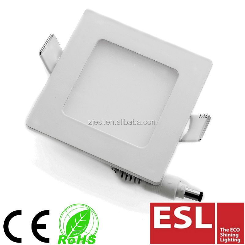 2016 ZHEJIANG ESL The grand launch of new products 3W square 3D fancy led lamp