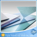 JIASIDA solid polycarbonate roof sheet,roofing polycarbonate solid sheet,pc roofing solid sheet