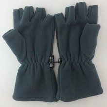 cheap winter fingerless cotton gloves for women