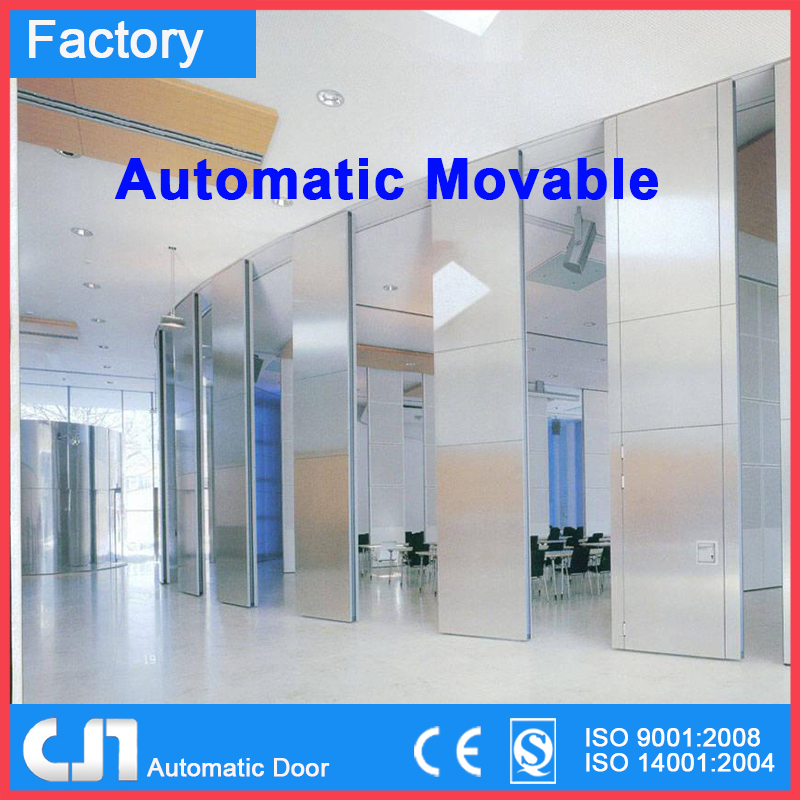 Automatic Electrical Plastic Wall Partition