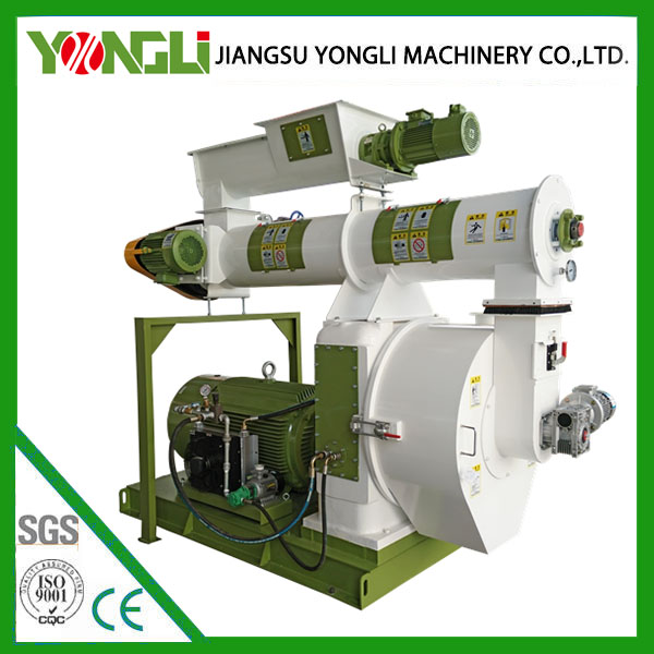 Automatic cottonseed hull pellet machine for sale