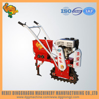 Hand walking tractor rotary hoe mini cultivator for paddy farm garden