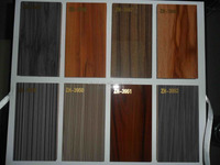 Wood grain model high glossy uv mdf board