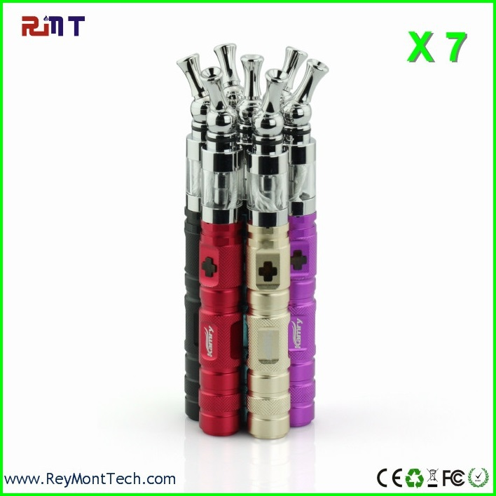 2015 New Arrival eGo Vaporizer Pen Variable Voltage Kamry X7 Bamboo E-cigarette