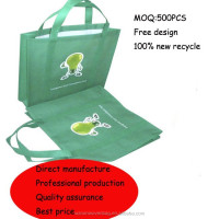 2015 promotional shopping non-woven bag