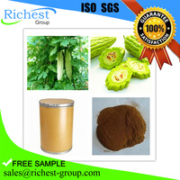 2016 best sell bitter melon extract of function