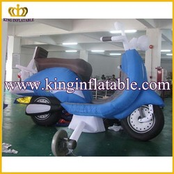 Good Design Cheap Inflatable Advertising Products Inflatable Motorcycle For Sale