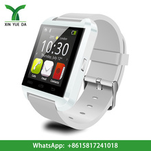 Drop selling U8 Android Smart Watch Phone and Phone, Sport Wristwatch with Pedometer