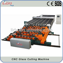 Automatic Glass Cutting Machine for architectural glass