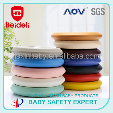 Beideli Mini Safety baby product plastic safe foam edge corner protective/edge cushion strip protective strip