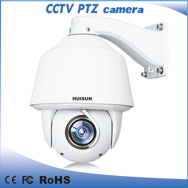 2.0 Megapixel HD SDI PTZ Camera Outdoor CCTV Speed Dome Camera with Wiper