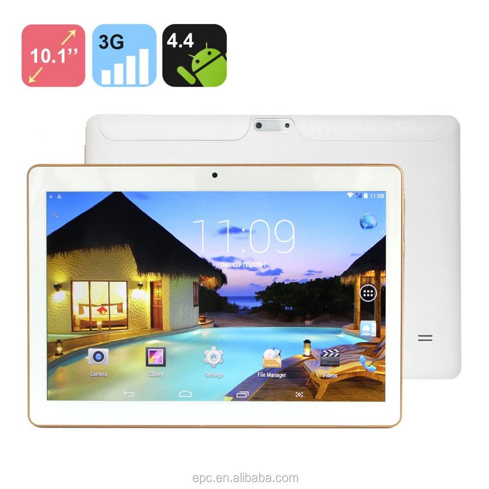 10 inch tablet Quad Core 1280* 800 IPS 2.0 mp Android 5.1 Bluetooth 10.1 tablet pc +Gifts