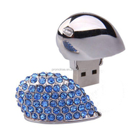 High Quality Jewelry Bling 8gb usb flash drive