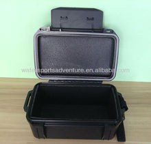 Outdoor or Kayaking Hard Plastic Watertight Case with Foam