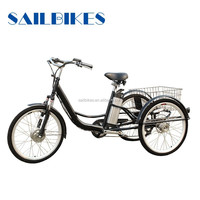 best quality strong frame tricycle with anti theft seat