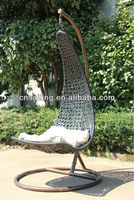 Popular Patio Waterproof outdoor sling stacking chair