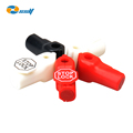 Red Stop Lock Security Clip For Display Hooks