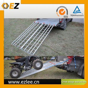 heavy duty ramps,steel trailer ramp