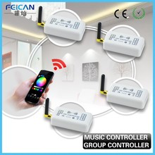 2014 group control led controller wifi for IOS and andriod sysytem