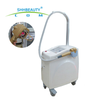 new arrival 10.4 inch color touch screen 1550nm erbium glass fiber laser scar stretch mark removal beauty machine