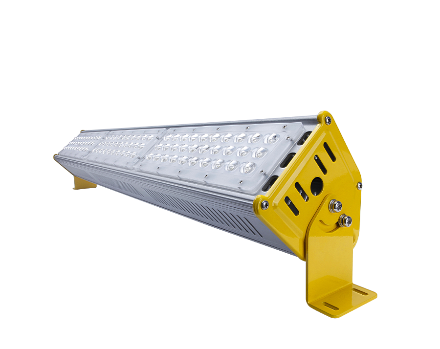 linear high bay linkable ceiling warehouse electronics pendant 150W led linear high bay light