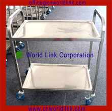 Stainless Steel Dinner Hotel Trolleys