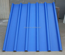 ALibaba plastic sheet for roofing covering for house factory building