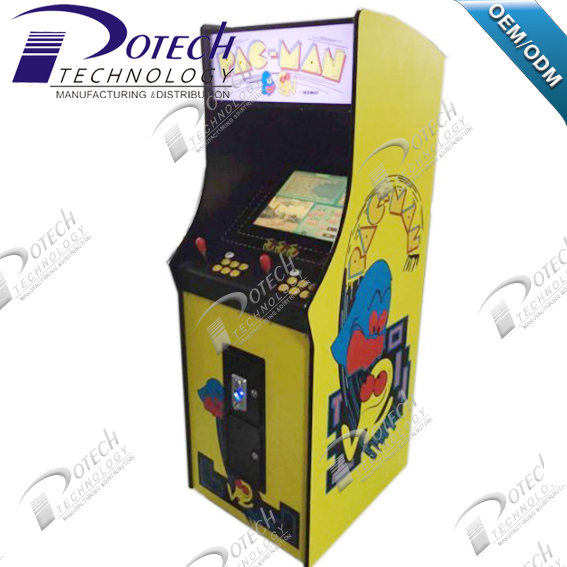 Hot selling 2 player arcade video game machine for sale