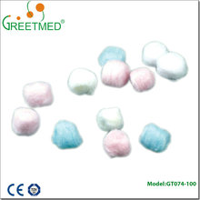 Low price medical surgical alcohol small size cotton ball