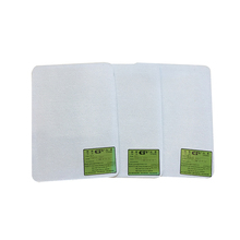 Chemical Sheet Non Woven Ping Pong Hot Melt Sheet for Toe Puff