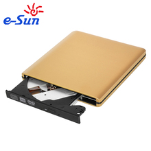 Factory OEM slim industrial usb external sata cd dvd rw burner writer