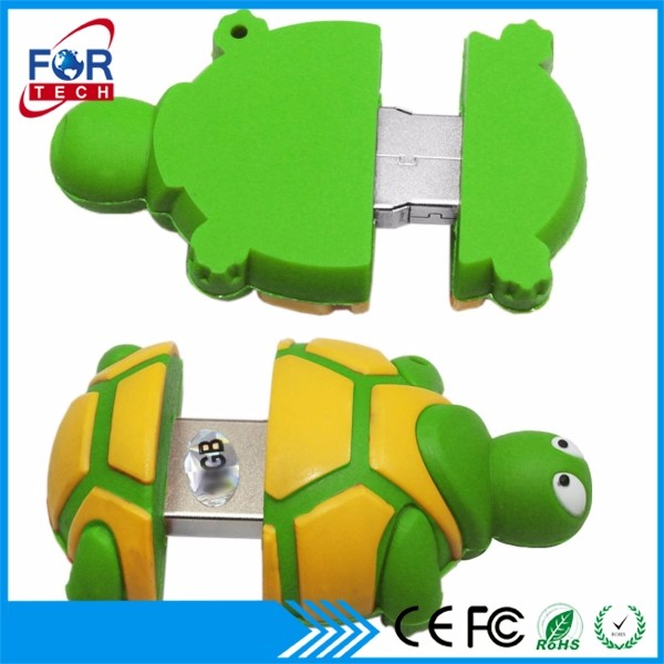 Premium Giveaways Turtle USB Drives Memory Pendrives 4gb 8gb 16gb