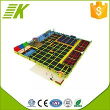 High Quality Kids Indoor Bounce Jump Bed