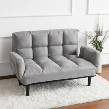F51166A-1wholesale cheap price modern living room furniture two seat fabric leisure sofa designs of single seater sofa