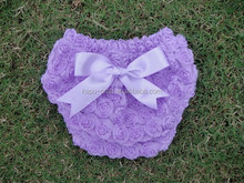 2015wholesale new arrrival baby skirt bloomer with all around ruffe bloomer
